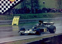Ickx at the 1974 Race of Champions