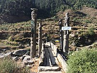 Sinja Valley, thought to be the place of origin of the Khasas and the Nepali language, was at the heart of the Khas Malla empire.