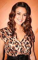 List of awards and nominations received by Preity Zinta
