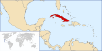Outline of Cuba