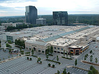 André 3000 and Big Boi met as teenagers at Atlanta's Lenox Square shopping center (pictured).