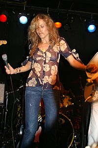 Crow in Memphis, Tennessee, on August 18, 2007