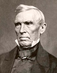 John J. Crittenden, an influential Whig leader who later established the short-lived Constitutional Union Party to contest the election of 1860