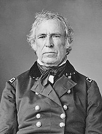 Zachary Taylor served in the Mexican-American War and later won the 1848 presidential election as the Whig nominee.