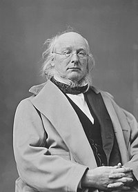 Whig journalist Horace Greeley