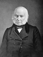 John Quincy Adams, the 6th president, became a Whig congressman later in his career.