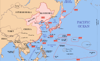 Japanese Empire's territorial expansion