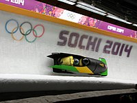 Jamaica at the 2014 Winter Olympics