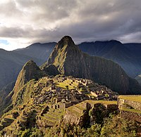 Site No. 274: Historic Sanctuary of Machu Picchu, an example of a mixed heritage site