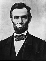 Abraham Lincoln, the first Republican President (1861–1865)