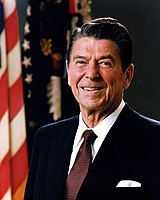 """Ronald Reagan launched the """"Reagan Revolution"""" with his election to the presidency in 1980, providing conservative influence that continues to the present day"""