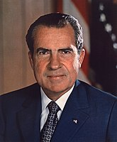 Richard Nixon currently holds the record for most states won in a presidential election, 49 excluding Massachusetts and D.C. in 1972