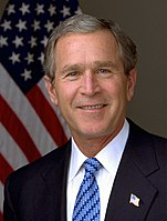 The presidency of George W. Bush was greatly impacted by the events of the September 11th terrorist attacks