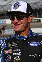 Clint Bowyer was declared the winner after rain shortened the race to 133 laps.