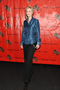 Jane Lynch at the 69th Annual Peabody Awards for Glee