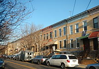 Ridgewood is home to a large Puerto Rican community