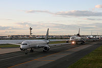 John F. Kennedy Airport in Queens, the busiest international air passenger gateway to the United States