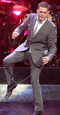 A number of Michael Bublé's singles and albums topped the AC charts in the 2000s and 2010s.