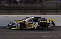 David Stremme at Charlotte in 2005.