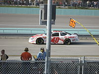 David Stremme at Homestead in 2007