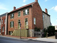 House owned by Stonewall Jackson in Lexington
