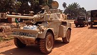Military history of Chad