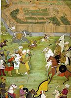 Foreign policy of the Mughals in the North-West