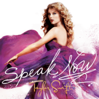 Standard edition cover. On the deluxe edition cover, the dress is red instead of purple.