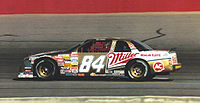 1989 rookie of the year car