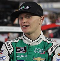 Justin Haley (racing driver)