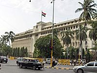 Mantralaya or administrative headquarters of Maharashtra state government in South Mumbai