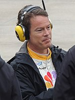 Burns in his first year back with NBC in 2015