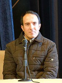 Azim Gheychisaz, mountain climber and Summiter of all 14 Eight-thousanders