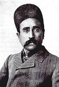 Sattar Khan, a pivotal figure in the Iranian Constitutional Revolution.