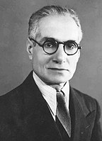 Ahmad Kasravi, linguist, nationalist, religious reformer, historian and cleric.