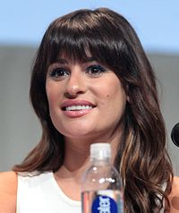 Michele at the San Diego Comic-Con, July 12, 2015