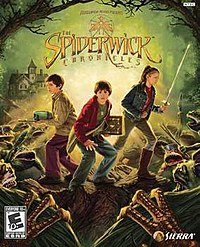 The Spiderwick Chronicles (video game)