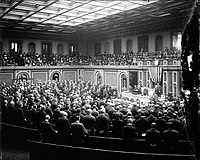 United States Congress meeting, c.undefined 1915