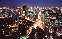 Transport in Greater Tokyo
