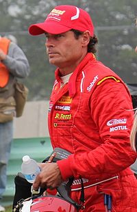 Anthony Lazzaro (racing driver)