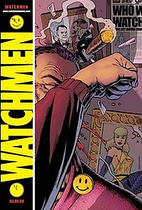 Production of Watchmen (film)