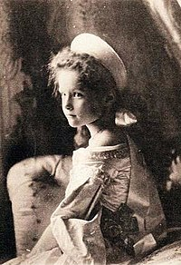 Grand Duchess Tatiana in 1904