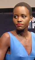 Nyong'o at the New York Film Festival in 2013
