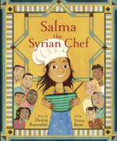 Cover of Salma the Syrian Chef - Annick Press