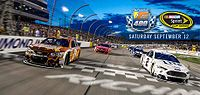 2015 Federated Auto Parts 400