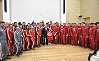 Olympic Athletes from Russia at the 2018 Winter Olympics