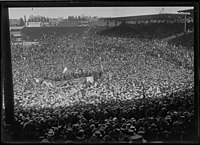 Fenway Park Rally Supporting Irish Independence (1919)