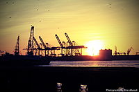 The Port of Karachi is one of South Asia's largest and busiest deep-water seaports.
