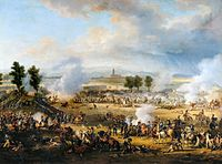 In 1800 Bonaparte took the French Army across the Alps, eventually defeating the Austrians at Marengo.