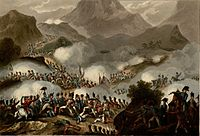 The Battle of the Pyrenees, July 1813